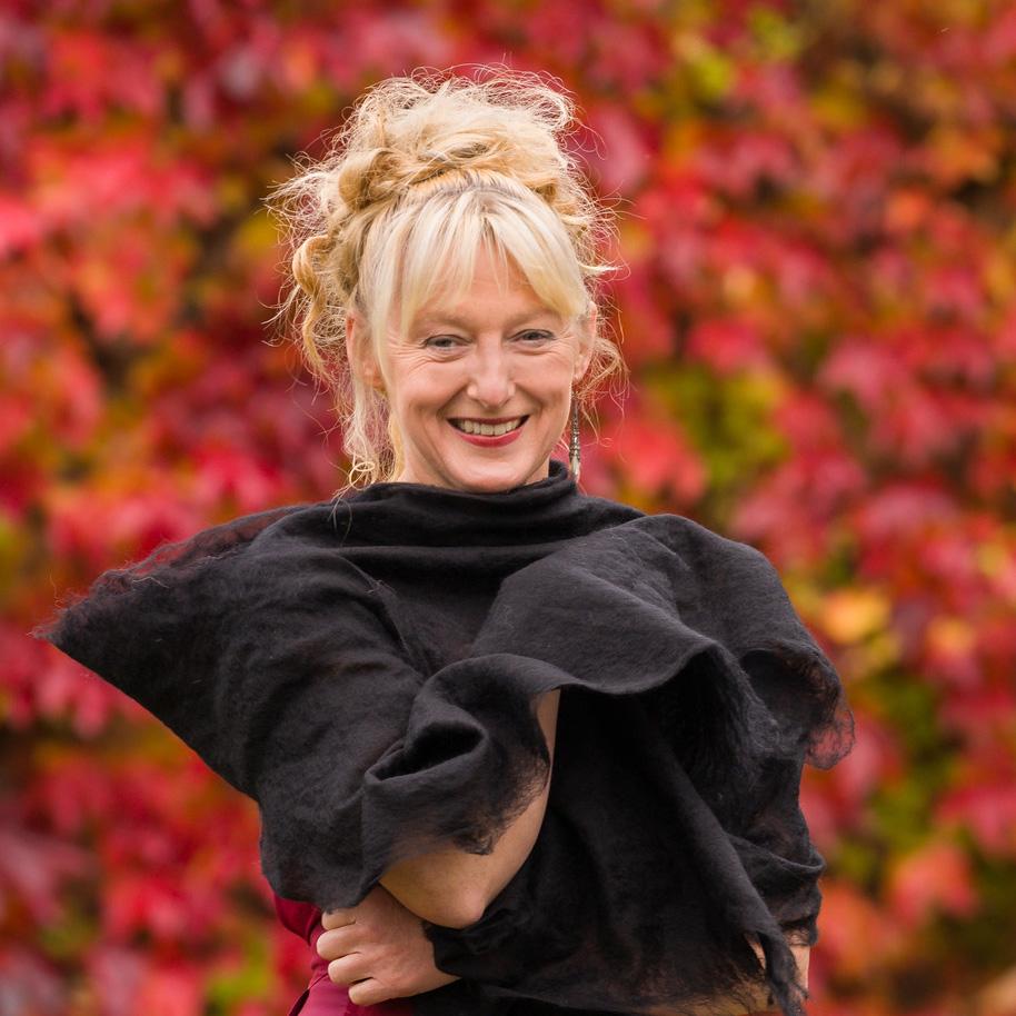 Audicia Lynne Morley: Tamalpa UK - Co Director & Faculty
